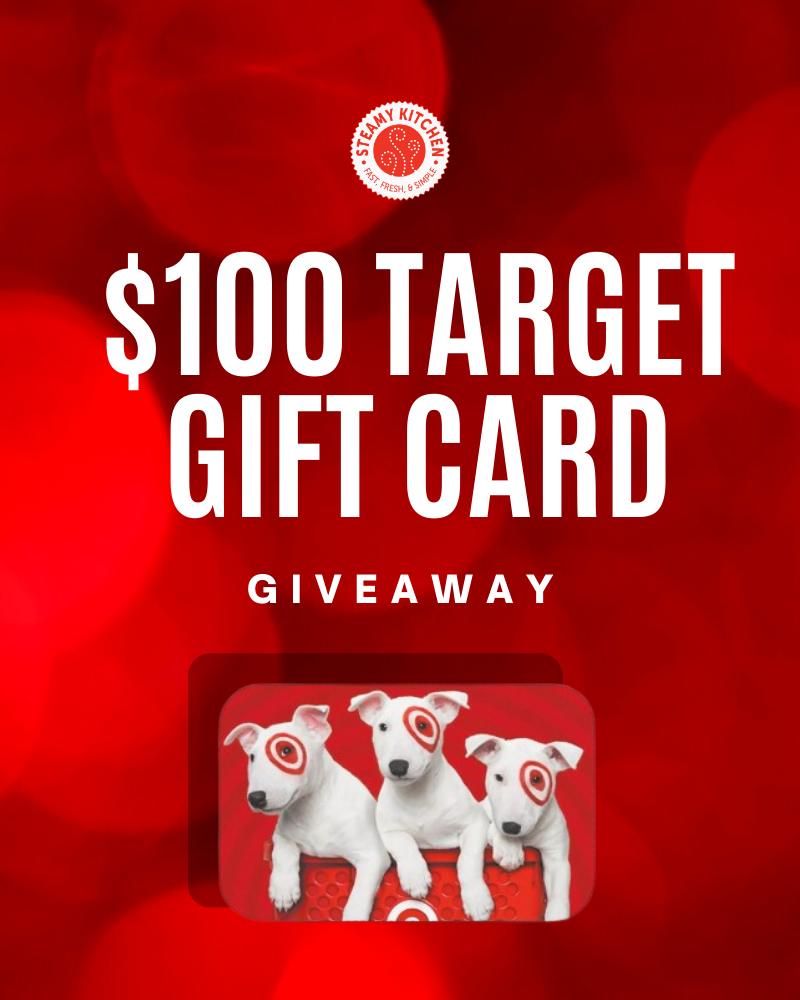 $100 Target Gift Card GiveawayEnds in 49 days.