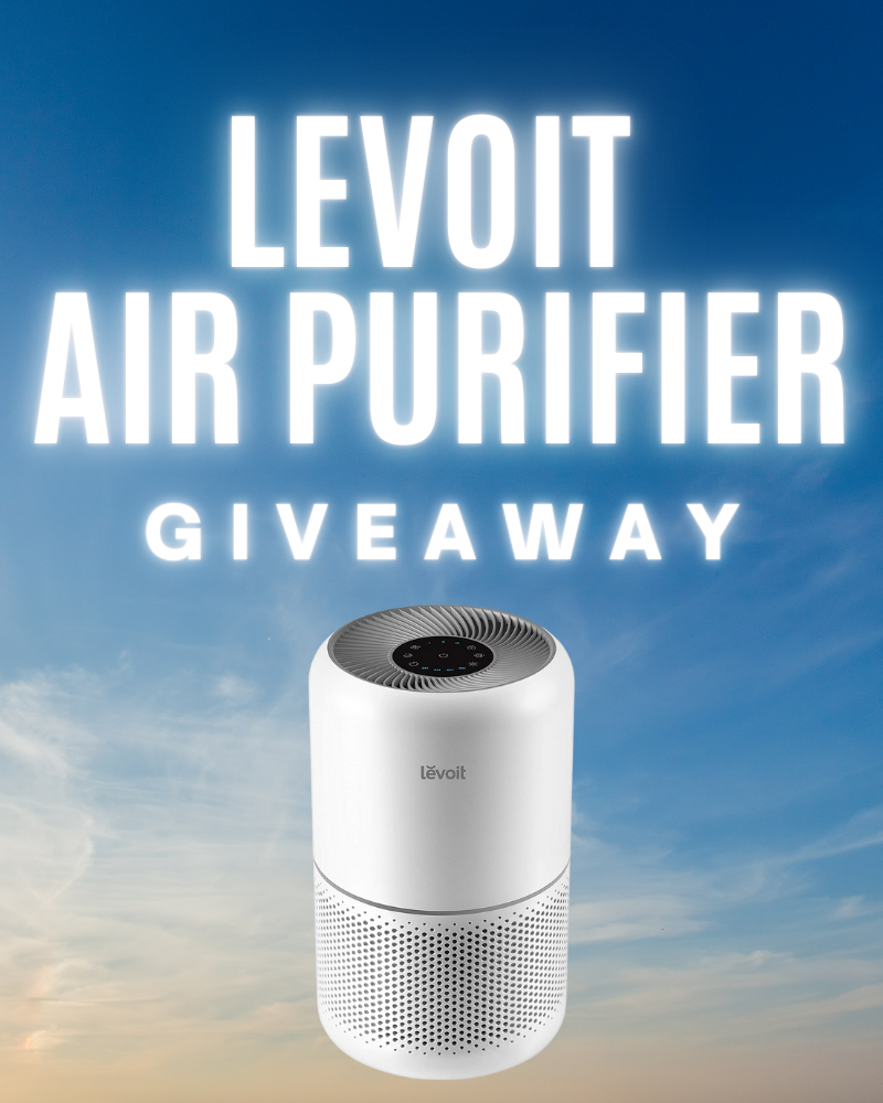 Air Purifier GiveawayEnds in 56 days.