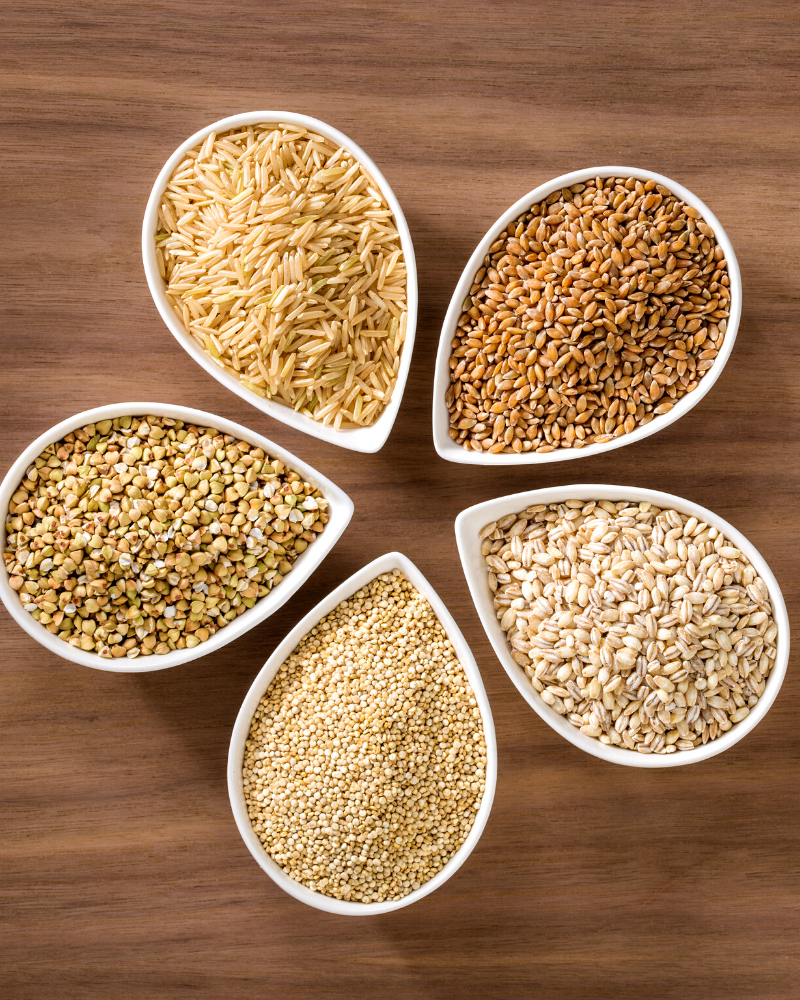 whole grains are more filling