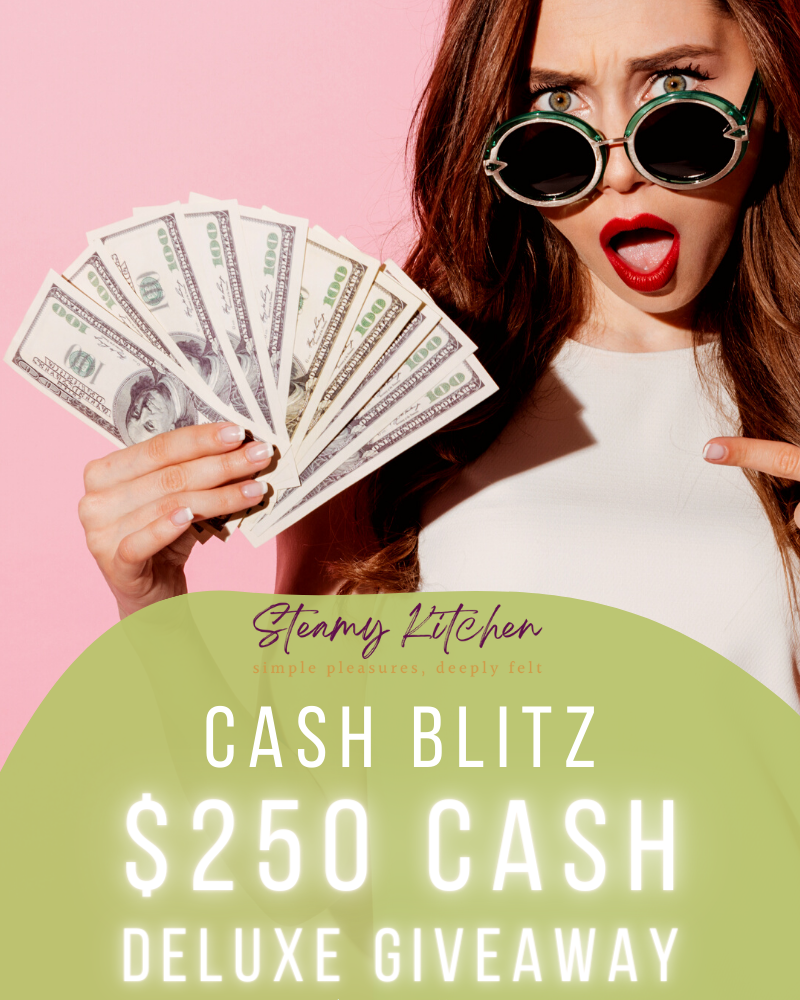 $250 Cash Blitz GiveawayEnds in 54 days.