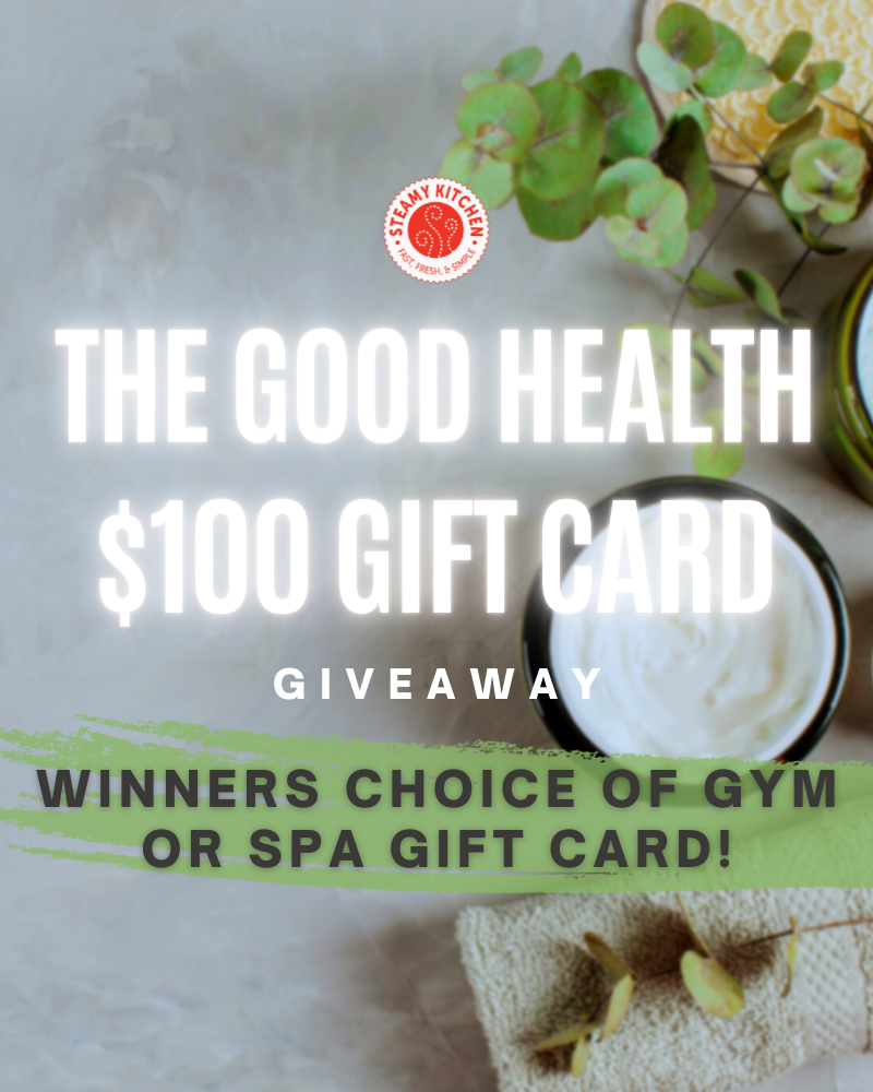 The Good Health Gym or Spa $100 Gift Card GiveawayEnds in 89 days.