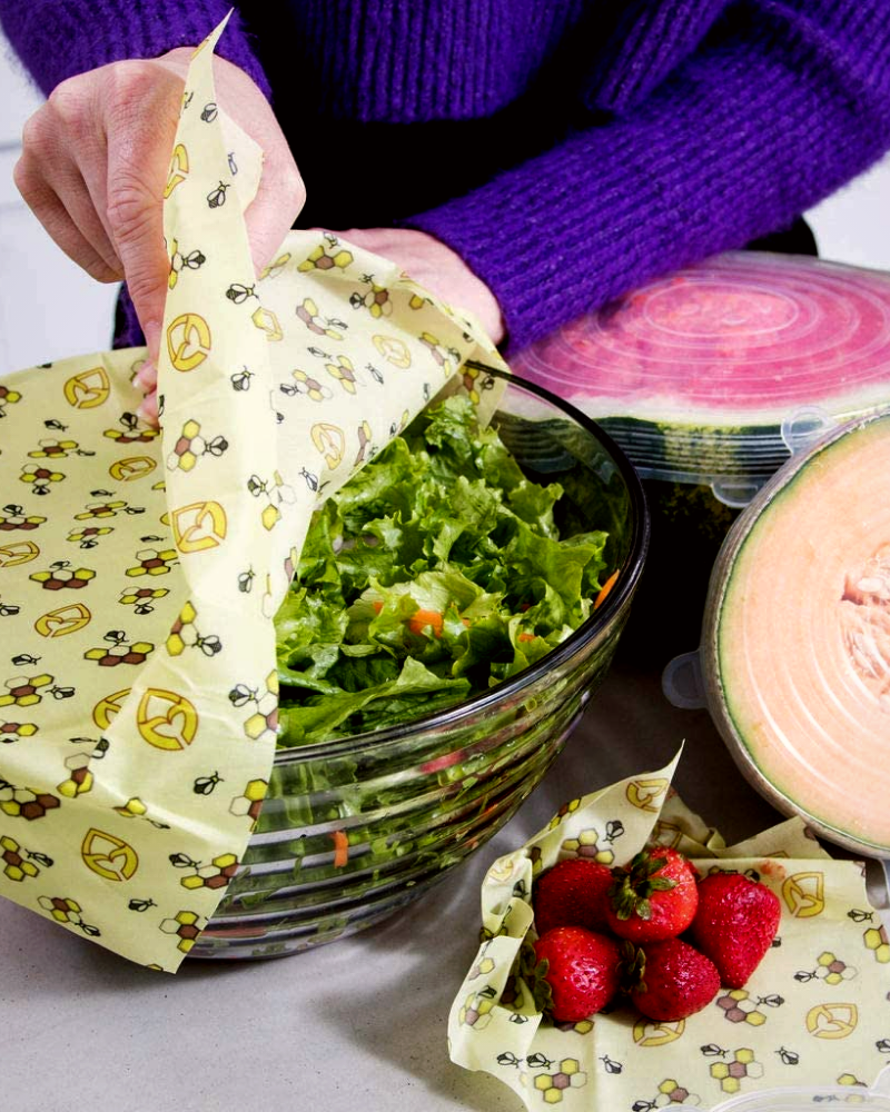 beeswax wraps from amazon
