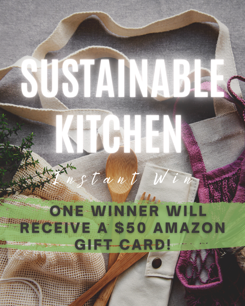 Sustainable Kitchen Instant Win GameEnds in 60 days.