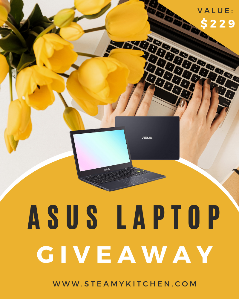 ASUS Ultra Thin Laptop GiveawayEnds in 91 days.