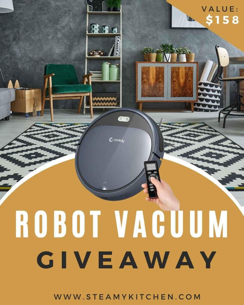 Robot Vacuum Giveaway