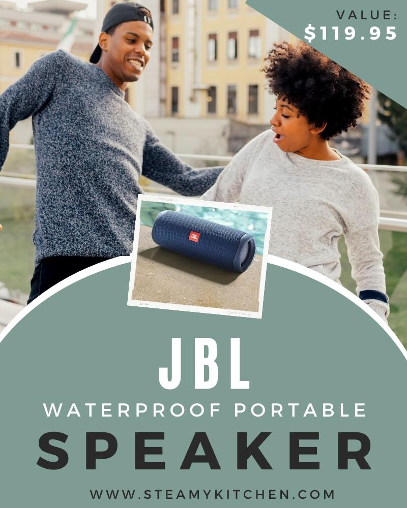 JBL Waterproof Bluetooth Speaker Giveaway