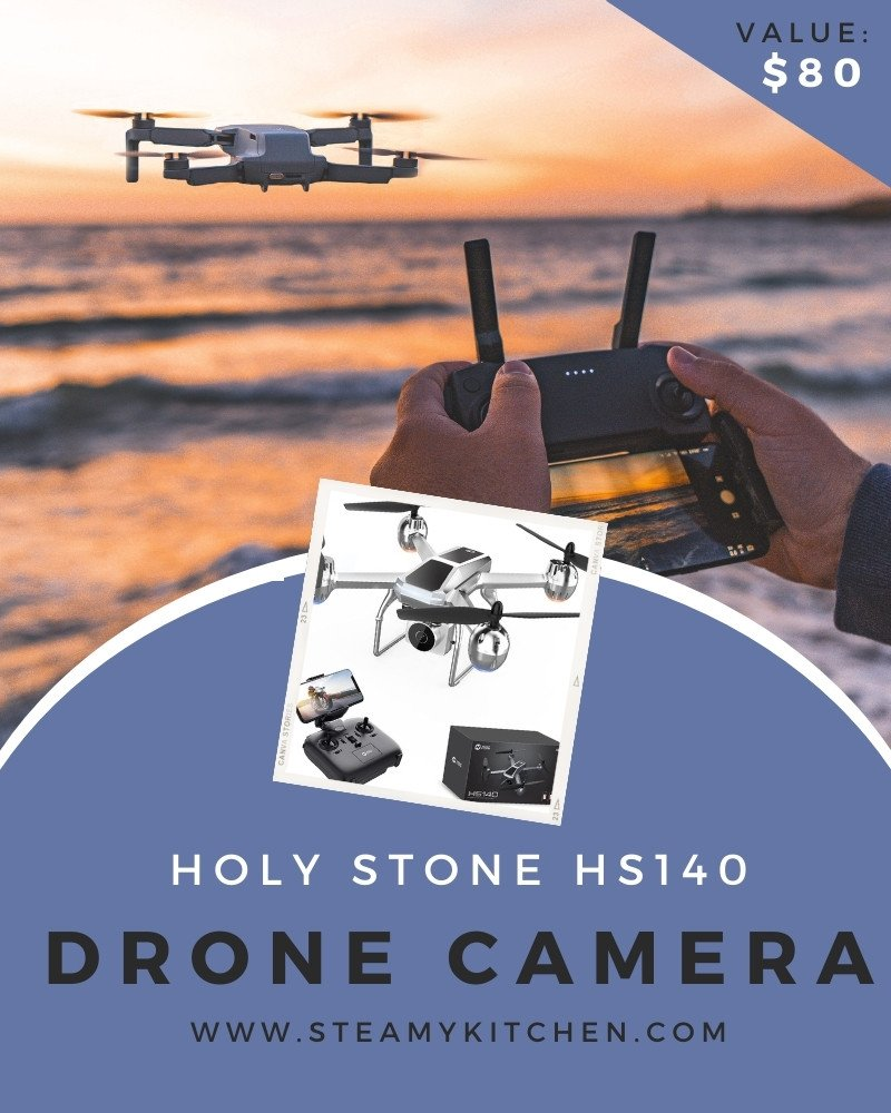Holy Stone HS140 Drone Camera Giveaway