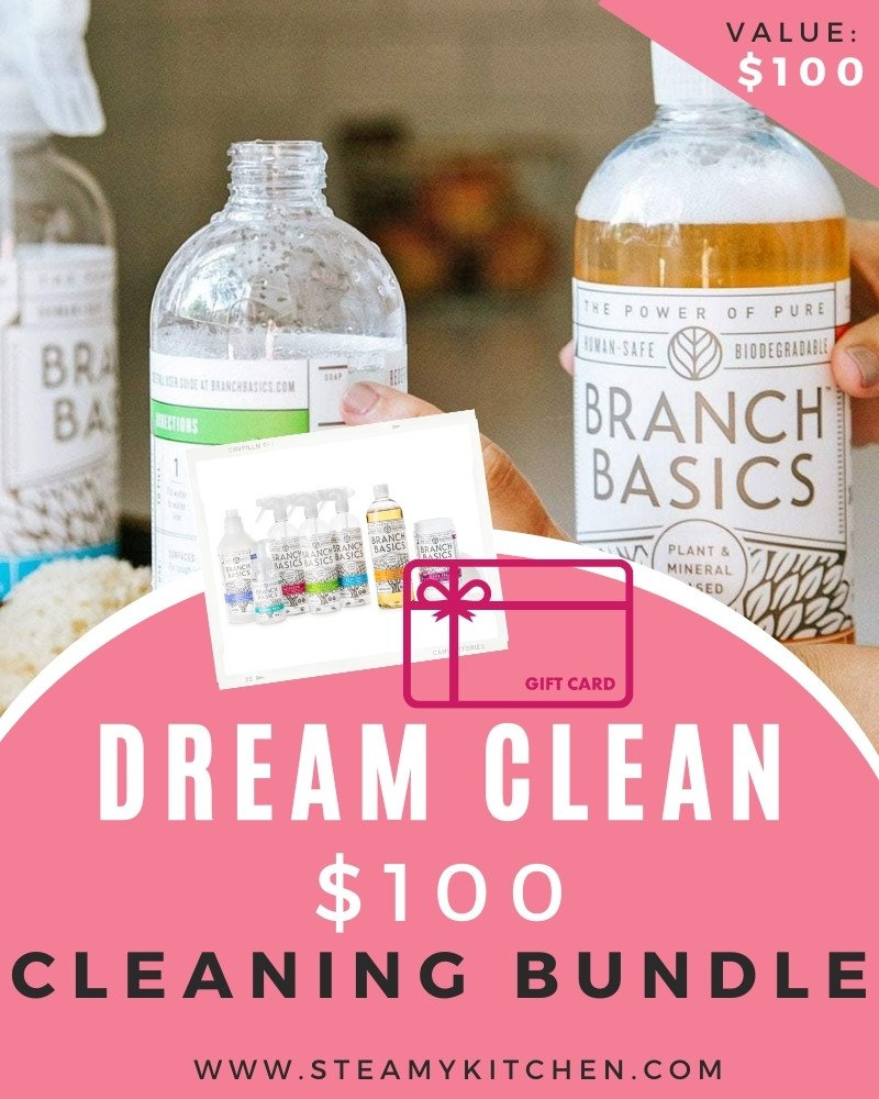 Dream Clean $100 Home Cleaning Bundle!