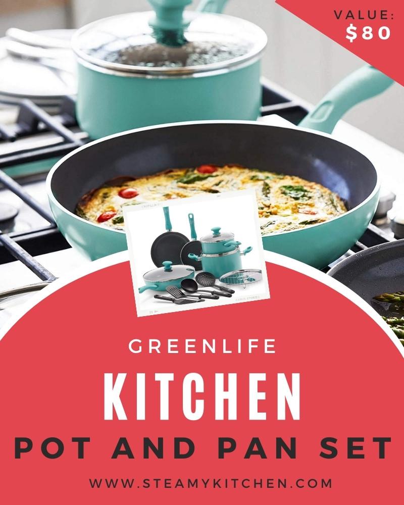 Kitchen Pot & Pan Set Giveaway