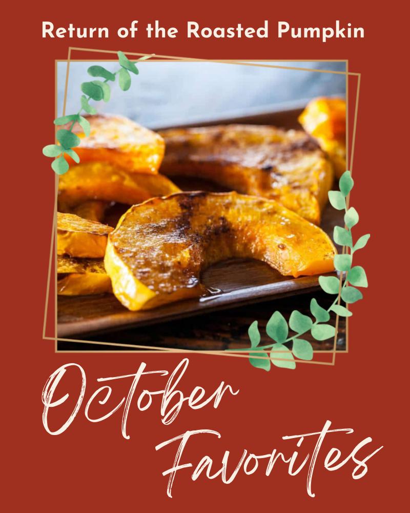 Jaden's October Favorites