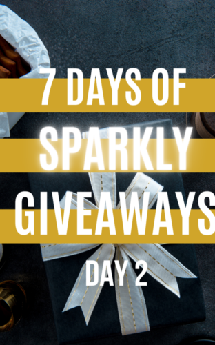 7 Days of Sparkly Giveaways Day 2Ends in 9 days.
