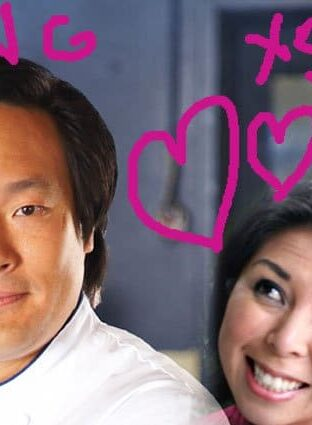 What the Heck Did I Say to Ming Tsai?