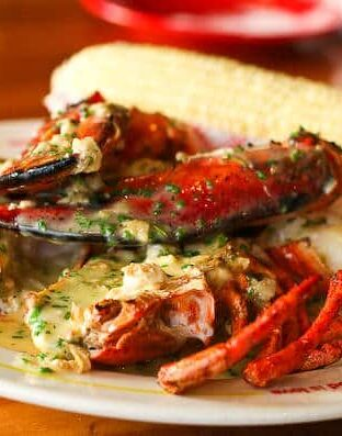 Summer Shack's Famous Pan Roasted Lobster